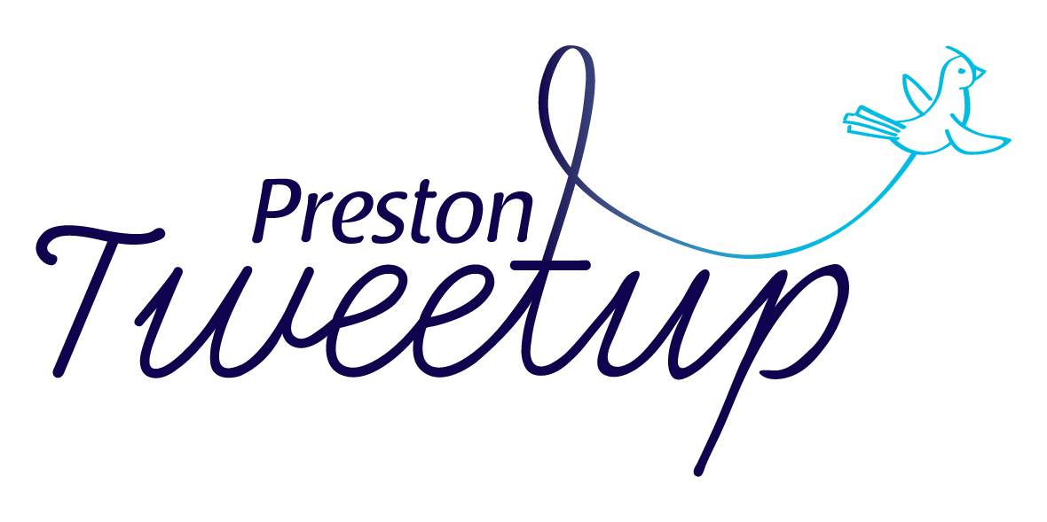 Preston Tweetup Logo Entry by Kerry Sholicar